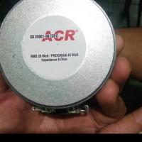 TWEETER ACR CD 1 40 WATT DREVER TWEETER ACR DRIVER TWEETER ACR ASLI