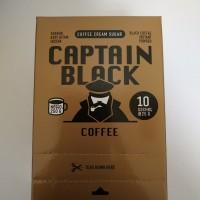 Kopi Kesehatan & Vitalitas Merk Captain Black - Coffee Cream Sugar