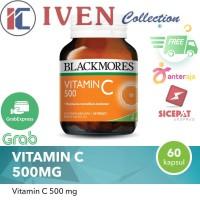 blackmores vitamin c 500mg original kalbe 500 mg isi 60
