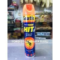 Hit Aerosol Spray ORANGE 600 ml | Jeruk Obat Nyamuk Hit Murah 600ml
