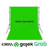 Green screen kain background hijau Murah Baru