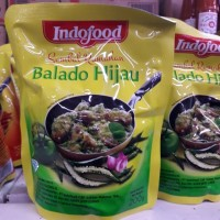 Indofood Sambal Hijau Sambal Rumahan [200 g]