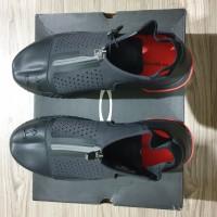 [Like New]Sepatu Under Armour Black Gym Fitness Training Cross Fit Ori