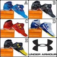 Sepatu Basket Sepatu Olahraga Underarmour