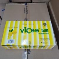 Vicee 500 vitamin C vitacimin 100 tablet / box
