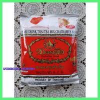 Terlaris Thai Tea Merk Number One Chatramue Isi 400 Gr