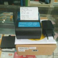 Printer Bluetooth Thermal Moka