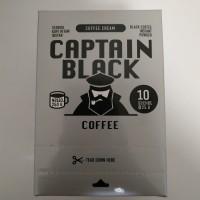 Kopi Kesehatan & Vitalitas Merk Captain Black - Coffee Cream