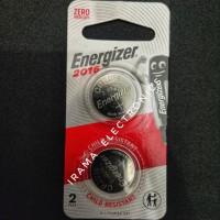 Batre CR 2016 Energizer 1pack - 2pcs