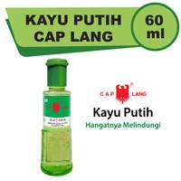 Cap Lang MINYAK KAYU PUTIH 60 ML
