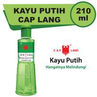 Cap Lang MINYAK KAYU PUTIH 210 ML