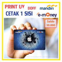 MANDIRI EMONEY Etoll Design Logo Apple IOS Iphone Itunes - 1 SISI