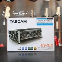 Tascam US-2x2 Soundcard