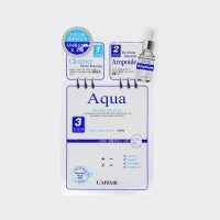 L'affair 3 STEP Face Mask Aqua