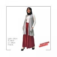 KULOT PLISKET Celana panjang kulot wanita premium basic pants mode ORI