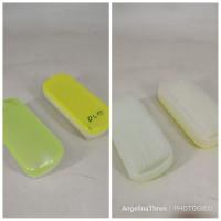 Sikat Badan Plastik Kotak Antik Rontok Dan Halus Sikat Baju Plastik