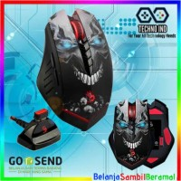 Grosir Gaming Mouse Bloody Wireless - R80