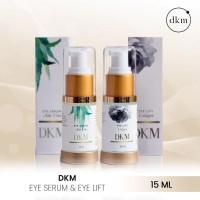 DKM Eye Serum + Eye LIft Anti Kerutan dan Kantung Mata 100% Original