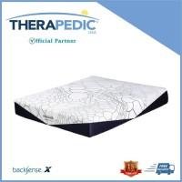 Therapedic Backsense X ( kasur ) 180 / 200 / 160 / 120 / 100 - Ukuran 100x200