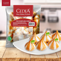 Cedea Fish Dumpling Cheese 500 gram