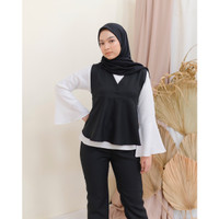 Modiste Set 3 in 1 (Blouse, Pants & Outer)
