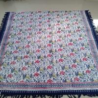 Taplak Meja Batik 12 Kursi / 3 M