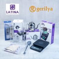 Latina V60 Home Brewer Complete Set