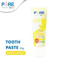Pure Kids Toothpaste Pasta Gigi