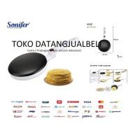 SONIFER Panci Elektrik Pancake Pizza Crepes Frying Pan Maker - SF3033
