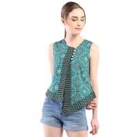 Blouse Batik Wanita Rianty Batik Disya