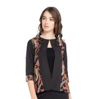 blazer rianty batik (Adinda)