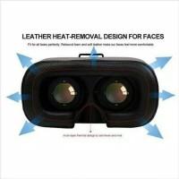 VR Box 2 3D Besar Virtual Reality Glases 3 Dimensi / Kacamata 3D