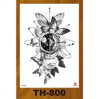 Tattoo/Tattoo temporary/Tattoo Temporer/Tatto 21x15cm TH 800824