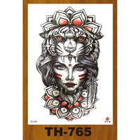 Tattoo/Tattoo temporary/Tattoo Temporer/Tatto 21x15cm TH 765799
