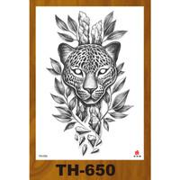 Tattoo/Tattoo temporary/Tattoo Temporer/Tatto 21x15cm TH 650682