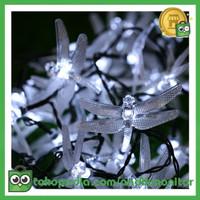 YUSHILED Lampu Hias Dekorasi Dragonfly 20 LED - M088 - White