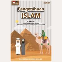 Flash Card Anak Pengetahuan Islam Mainan Edukasi Kartu Pintar Balita