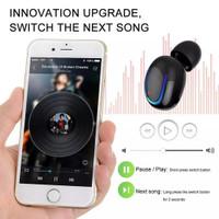 Q13 Mini Bluetooth Headset Wireless Earphones V4.1 with Microphone