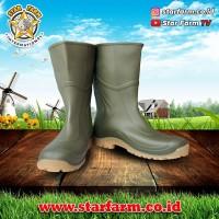 Sepatu Ap Boots Hijau - Star Farm