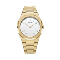 Jam Tangan D1 Milano Ultra Thin Lady Bracelet 38mm Gold UTBL03-2