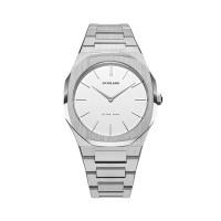 Jam Tangan D1 Milano Ultra Thin Lady Bracelet 38mm Silver - UTBL01-2