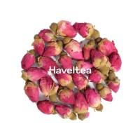 Teh Bunga Mawar Kering Murni | Dried Rose Tea | Haveltea | 15gr