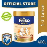 Friso Gold 3 Susu Formula Anak 1-3 Tahun 400g