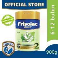 Frisolac Gold 2 Susu Formula Bayi 6-12 Bulan 900g