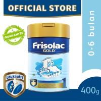 Frisolac Gold 1 Susu Formula Bayi 0-6 Bulan 400g