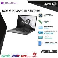 ROG Zephyrus G14 GA401II R55TA6G | Ryzen 5 4600HS 8GB 512ssd GTX1650Ti