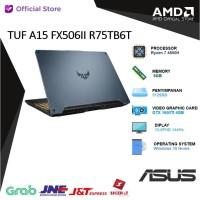 Asus TUF A15 FX506II R75TB6T | Ryzen 7 4800H 8GB 512SSD GTX1650Ti 4GB