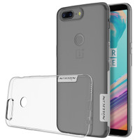 Soft Case Oneplus 5T Softcase Transparan TPU Original