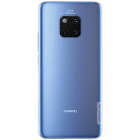 Soft Case HUAWEI Mate 20 Pro Softcase Transparan TPU Original