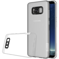 Soft Case SAMSUNG Galaxy S8 Plus S8+ Softcase Transparan TPU Original